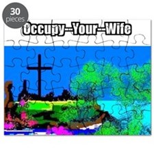 Occupy Your Wife Puzzle