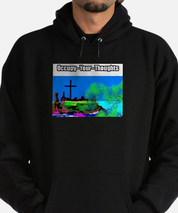 Occupy Thoughts Hoodie (dark)