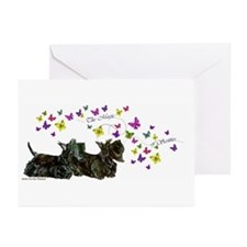 Scottie Magic! Greeting Cards (Pk of 10)