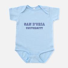 San D'Oria Infant Bodysuit
