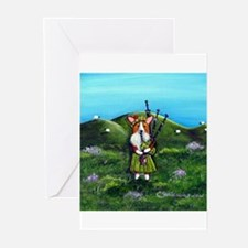 Dressed To Kilt II Greeting Cards (Pk of 10)