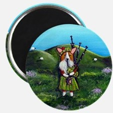 Dressed To Kilt II Magnet