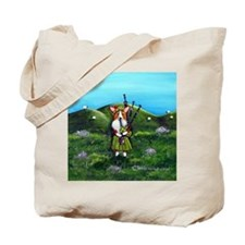Dressed To Kilt II Tote Bag