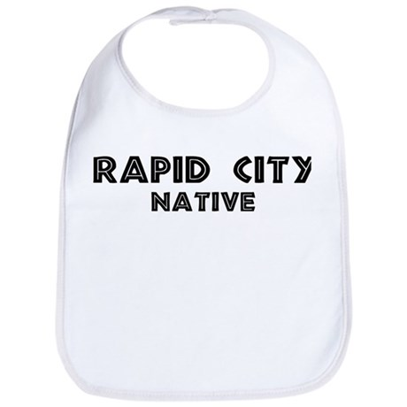 Rapid City Native Bib