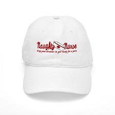 Naughty Nurse Baseball Cap