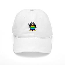 Penguin pride Baseball Cap