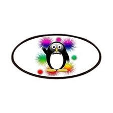 Penguin splash Patches