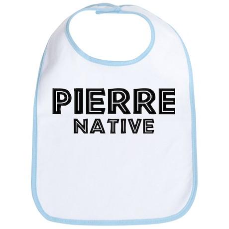 Pierre Native Bib