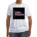 COHF Fluffer Fitted T-Shirt
