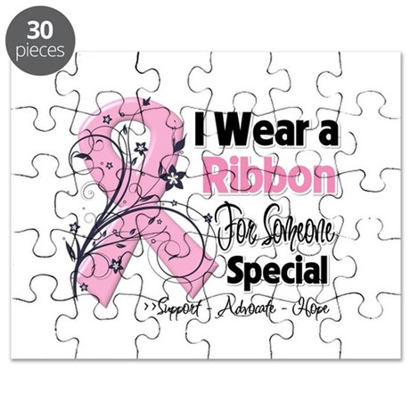 Special Person Breast Cancer Puzzle