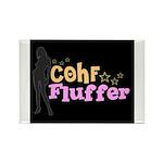 COHF Fluffer Rectangle Magnet (100 pack)