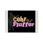 COHF Fluffer Rectangle Magnet (10 pack)