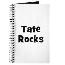 Tate Rocks Journal