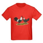 Brakel Chickens Kids Dark T-Shirt