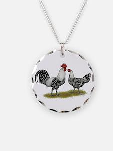 Brakel Chickens Necklace