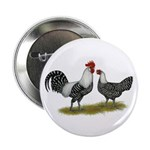 "Brakel Chickens 2.25"" Button (10 pack)"