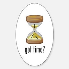 got time? Decal