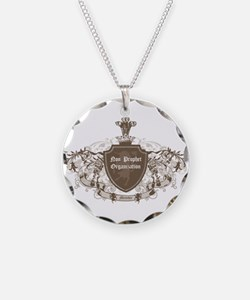 Cute Humanism Necklace