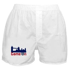 Game On Soccer Boxer Shorts