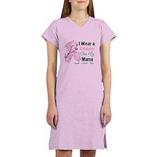 Mama Breast Cancer Women's Nightshirt