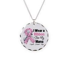 Mama Breast Cancer Necklace