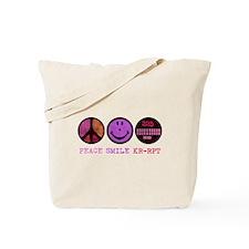 Peace Smile 225 Tote Bag