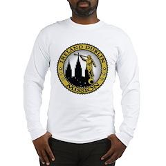 Ireland Dublin LDS Mission Cl Long Sleeve T-Shirt
