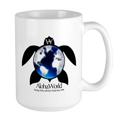 AlohaWorld Honu Mug