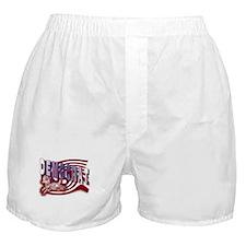 Democrat Flag Donkey t-shirt Boxer Shorts