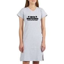 Pug Women's Nightshirt