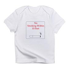 Unique No smoking Infant T-Shirt