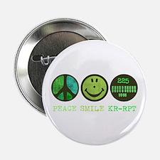 "Peace Smile 225 2.25"" Button"