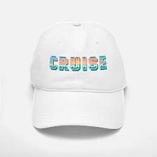 Cruise (sunset) Baseball Baseball Cap
