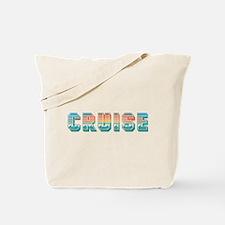 Cruise (sunset) Tote Bag