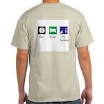 TIR/Eat, Sleep, Fly Rockets Light T-Shirt