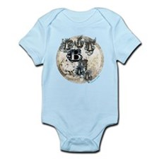 Pitbull Bully Pride Infant Bodysuit