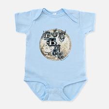 Pitbull Bully Pride Infant Bodysuit