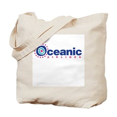 Oceanic Airlines Tote Bag