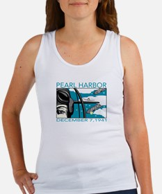 Cute National pearl harbor remembrance day Women's Tank Top