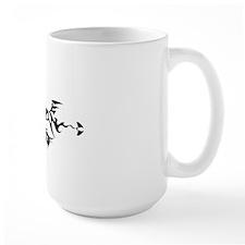 Tribal Scorpio Symbol Mug