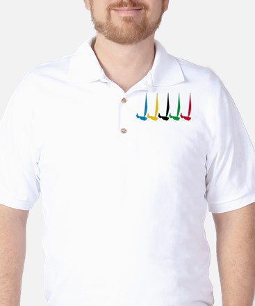 Sailing Regatta Golf Shirt