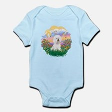 Guardian - Bichon #1 Infant Bodysuit