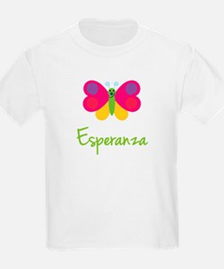Esperanza The Butterfly T-Shirt