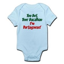 Bet Your Bacalhau Infant Bodysuit