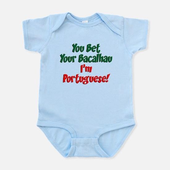 Bet Your Bacalhau Infant Bodysuit