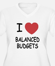 I heart balanced budgets T-Shirt