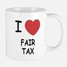 I heart fair tax Mug
