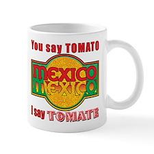 You Say Potato I Say Patata Tomato Tomate Mug