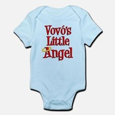 Vovo's Little Angel Infant Bodysuit