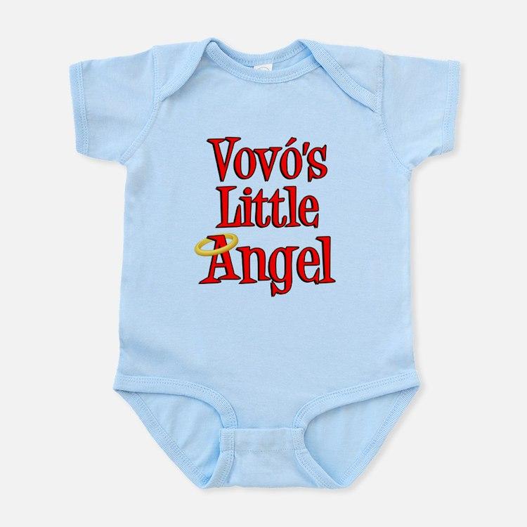Vovo's Little Angel Infant Bodysuit